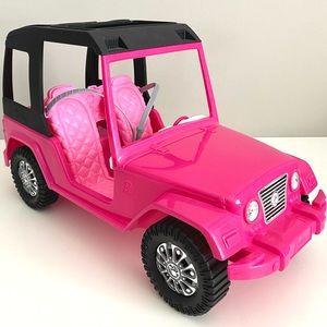 Barbie Pink Sisters Cruiser